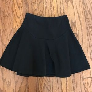 Urban Outfitters Silence + Noise black skirt S